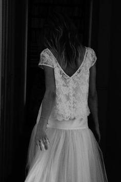 Elise Hameau Virginie & Laetitia #robedemariée #weddingdress #mariée #bride #mariage #wedding
