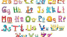 English for kids: Phonics chant. Let's chant together, phonics song 2