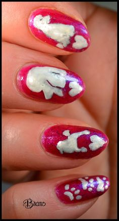 Boomer Nails: PICK-N-MIX #6-THE POODLES