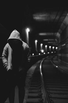 ... en la oscura noche