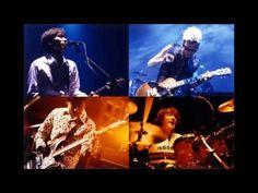 【スピッツ】大阪地区FMラジオ局イベント95年頃 「晴れの日はプカプカプー」「グラスホッパー」「不死身のビーナス」「裸のままで」 - YouTube