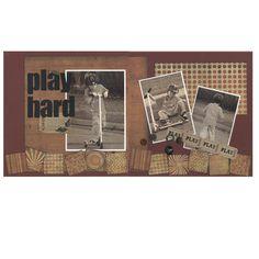Tim Holtz Play Hard