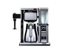 Ninja Coffee Bar® System CF097 - Walmart.com Coffee Maker Machine, Best Coffee Maker, Drip Coffee Maker, Iced Coffee, Coffee Drinks, Coffee Cups, Different Kinds Of Coffee, Ninja Coffee, Coffee Recipes