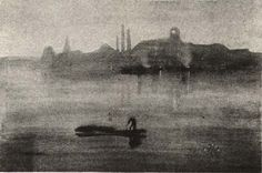 Whistler Etchings of Venice | James McNeill Whistler Etchings & Lithographsat The Cummer