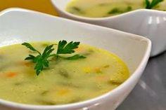 Esta sopa é ótima para quem tem diabetes.