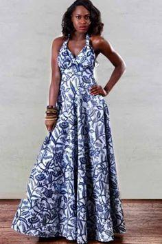 kitenge dress designs - Google Search