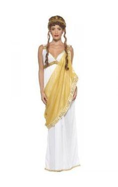 Disfraz Mujer Mitologia Griega