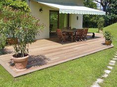 Realisations Illico-travaux : La terrasse