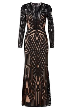 Rent Chakra Gown by BCBGMAXAZRIA for $85 only at Rent the Runway.