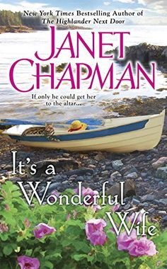 It's a Wonderful Wife by Janet Chapman at The Reading Cafe: http://www.thereadingcafe.com/its-a-wonderful-wife-by-janet-chapman-a-review/