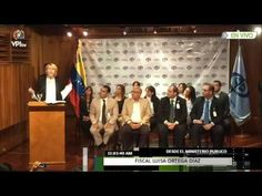 [VIDEO] Fiscal General: Esto es un golpe de Estado, más grotesco que el de Carmona #4Jul