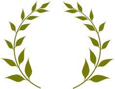 Afbeeldingsresultaat voor olive branches wreath