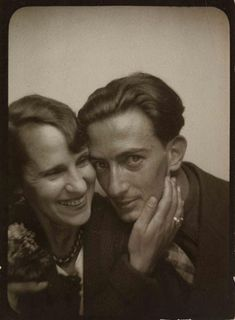 Photo Booths and Surrealists