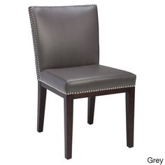 Sunpan Vintage Bonded Leather Dining Chairs (Set of 2) - Overstock™ Shopping - Great Deals on Sunpan Dining Chairs