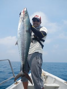 Caught in Pekan, Malaysia, it was weighted in at 13 kilos.