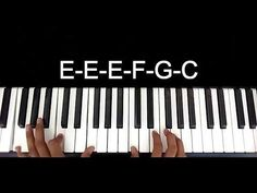Piano Lessons For Beginners, Music Instruments, Youtube, Piano Music, Musica, Keyboard, Sheet Music, Christians, Report Cards