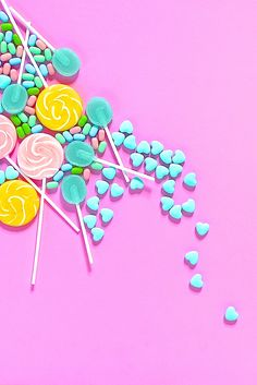 Violet Tinder Candy Wallpaper Download // National Candy Day!! // iPhone Crop
