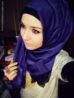 Nabiila Bee Aditi Bhatia, Beautiful Hijab, Niqab, New Pins, Hijab Fashion, Shawl, Bee, Style Inspiration, My Style