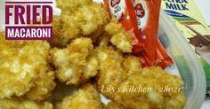 Resep Crispy Fried Macaroni favorit. Si Lily suka sekali dengan kudapan berasa gurih ketimbang berasa manis. Untuk itu mamanya harus utak utik aneka bahan untuk bekal sekolahnya. Biar semangat belajarnya 😍😘