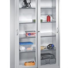 Sliding Glass Door Storage Cabinet