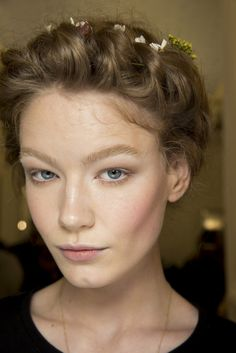 Valentino Couture - Spring 2015 #Beauty