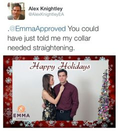 Emma Approved Alex Knightley