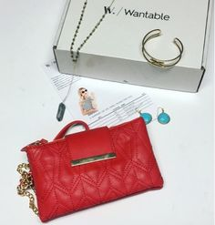 DixieDollsGlow - Subscription Box News & Reviews: October 2016 Wantable Accessories Review
