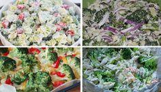 12 fantastických receptů z brokolice, které dají do pořádku Vaši postavu a zdraví. | NejRecept.cz Deviled Eggs, Sprouts, Cabbage, Food And Drink, Vegetables, Kitchen, Invite, Boiled Eggs, Cuisine