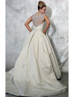 Wedding Gowns: The Back Story | The Knot Blog – Wedding Dresses, Shoes, & Hairstyle News & Ideas