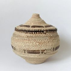 Ethnic { Shalateen } Palm Leaf Decor basket for many uses; Jewelry storage BOX, trinket keeping, catchall and more! Straw jewelry box, Woven African pot, Palm leaf box with a lid, Nubian box, Hanged box, Straw box decor, Mother's day gift, Bohemian decor Thank you for buying our handmade jewelry and supporting women and communities in Shalateen Egypt. Tribal Decor, Bohemian Decor, Rustic Baskets, Jewellery Storage, Jewelry Box, Handmade Home, Handmade Jewelry, Toy Basket, Basket Decoration