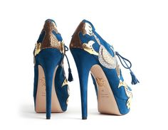 Charlotte Olympia - Orient Express heels