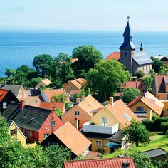 A Guide to Bornholm: Denmark's Sunny Island Escape Getting Married In Denmark, Copenhagen City, Denmark Travel, Baltic Sea, Island Weddings, Nightlife Travel, Winter Travel, The Locals, Night Life