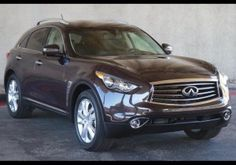 2014 Infiniti QX70 Test Drive And Review: An FX By Any Other Name... - http://www.justcarnews.com/2014-infiniti-qx70-test-drive-and-review-an-fx-by-any-other-name.html