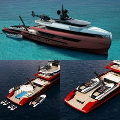 TOMAHAWK by Columbus Yachts and Marco Casali