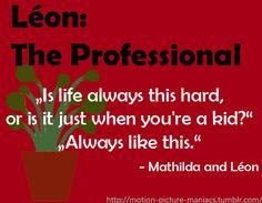 leon-the-professional  - movie quote