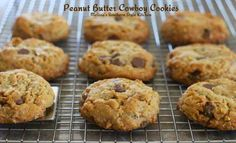 Melissa's Southern Style Kitchen: Peanut Butter Cowboy Cookies
