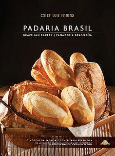 Livro Padaria Brasil