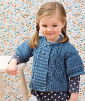 Ravelry: Cool Cables Sweater pattern by Nirmal Khalsa