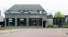 Pure & Original Quartz kalei in the color Potato Skin. A mineral original Belgium facade paint. Exterior Colors, Belgium, Facade, Places To Go, Pure Products, Mansions, The Originals, Nice, House Styles