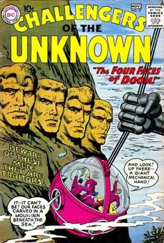 Dc - Dc Comics - Unknown - Traitors - Four Faces Of Doom - Matt Hollingsworth