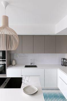 Cuisine Appartement de 120m2- GCG Architectes