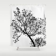 Stunning designs on the black tree shower curtain theme. Many different types of trees and styles of shower curtains available. Fabric, mildew resistant shower curtains from various artists. Tree Shower Curtains, Black Tree, Best Black, Tapestry, Artwork, Image, Beautiful, Bathroom, Design