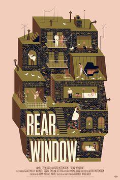 Rear Window by Adam Simpson