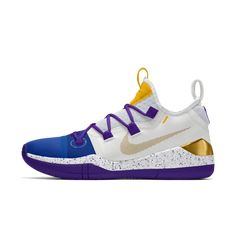new concept 2a8a5 5dab7 Kobe A.D. iD Men s Basketball Shoe