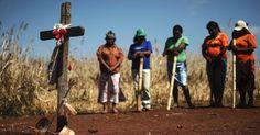 Índios vivem em conflito por terras no Paraná e no Mato Grosso do Sul - Fotos - UOL Notícias
