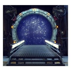 Pinterest / Search results for stargate ❤ liked on Polyvore featuring stargate