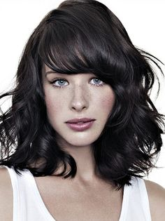Women Trend Hair Styles for 2013: Shoulder Length Layered Hairstyles