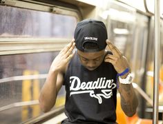 "DEADLINE ""Subway"" Summer '13 Cap Collection"