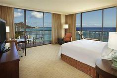 Hilton Hawaiian Village Waikiki Beach Resort. my favorite room type.