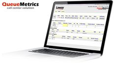 http://queuemetrics.com/  The new QueueMetrics #callcenter monitor website is online.  Used in thousands of call centers worldwide QueueMetrics sets up modern standards in performance measurement, statistics and reporting for call centers based on the #Asterisk #PBX technology.